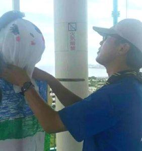 垂水区舞子のボーイスカウト神戸第2団 ベンチャー隊隊長